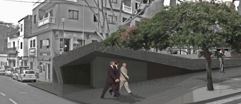 Plaza de aparcamientos playa san juan gu a de isora for Plaza de aparcamiento