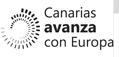 Logo Canarias Avanza con Europa